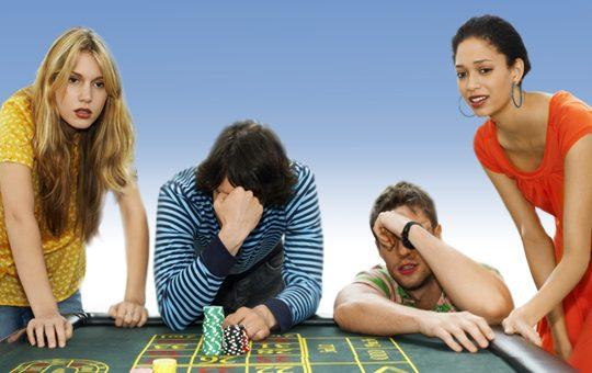 Azzardo ai giovani